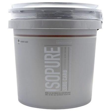 Isopure Zero Carb Cookies & Cream - 7.5 Lb