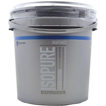 Isopure Zero Carb Vanilla - 7.5 Lb