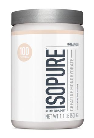 Isopure Creatine Monohydrate - 500 Gram