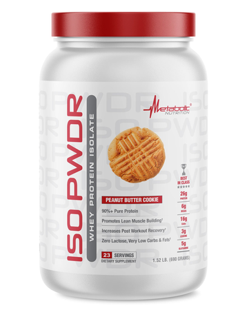 Metabolic Nutrition ISO PWDR Chocolate Cake - 23 Servings