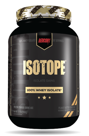 Redcon1 Isotope Whey Isolate Peanut Butter Chocolate - 30 Servings