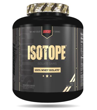 Redcon1 Isotope Whey Isolate Vanilla - 5 Lb