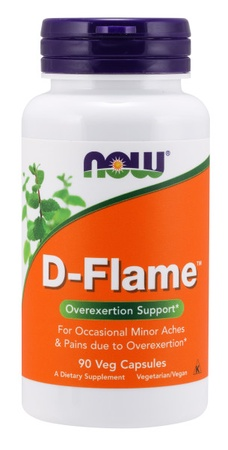 Now Foods D Flame - 90 Cap