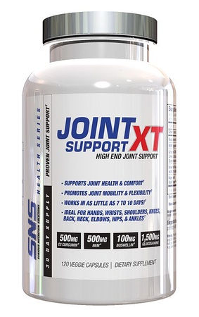 SNS Serious Nutrition Solutions Joint Support XT - 120 Cap  *New Formula