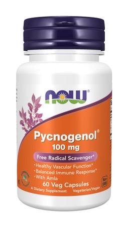 Now Foods Pycnogenol 100 Mg - 60 VCap