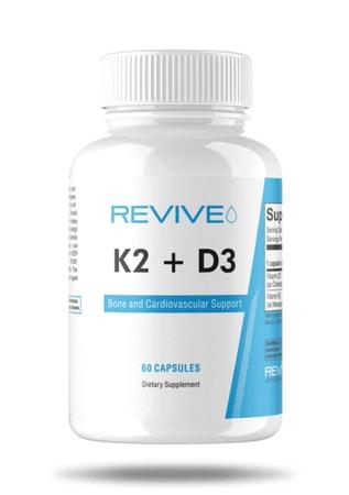 Revive K2 + D3 - 60 Cap