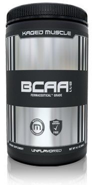 Kaged Muscle BCAA 2:1:1 Powder Unflavored - 72 Servings