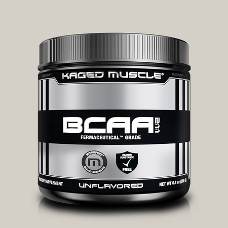 Kaged Muscle BCAA 2:1:1 Powder Unflavored - 36 Servings