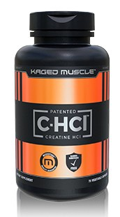 Kaged Muscle C-HCl (Creatine HCL) - 75 Capsules