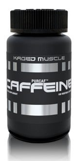 Kaged Muscle Caffeine - 100 Capsules