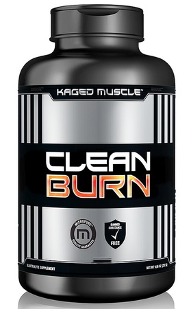 Kaged Muscle Clean Burn - 180 Cap