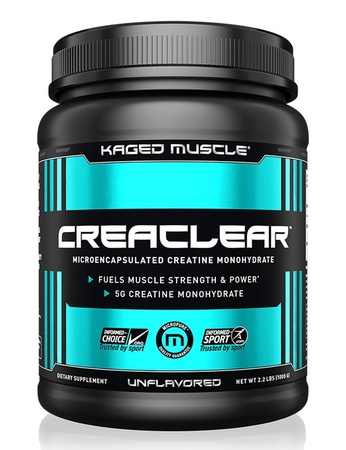 Kaged Muscle CreaClear Unflavored - 1000 Grams (178 Servings)