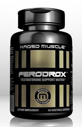 Kaged Muscle Ferodrox - 60 Cap ($39.99 w/coupon code DPS10)