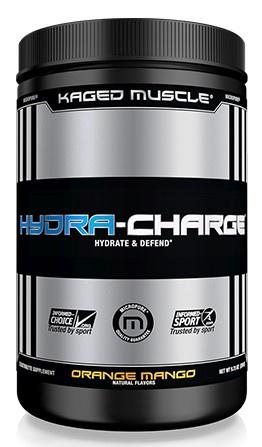 Kaged Muscle Hydra-Charge Orange Mango - 60 Servings