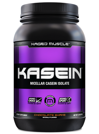 Kaged Muscle Kasein Protein Chocolate - 2 Lb