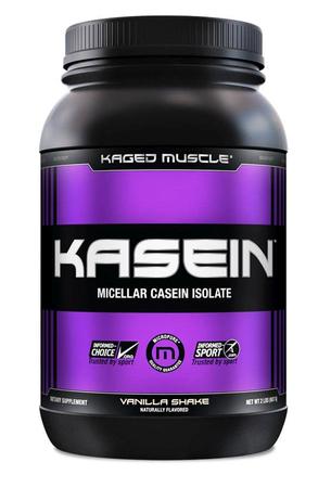 Kaged Muscle Kasein Protein Vanilla - 2 Lb