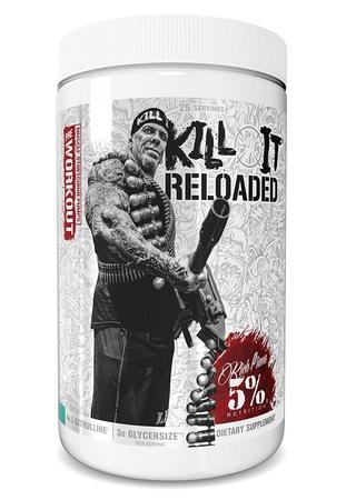 5% Nutrition Kill It Reloaded Frostbite - 30 Servings