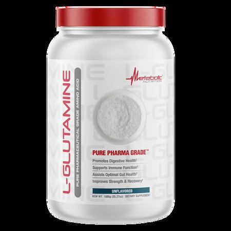 Metabolic Nutrition Glutamine - 1000 Grams