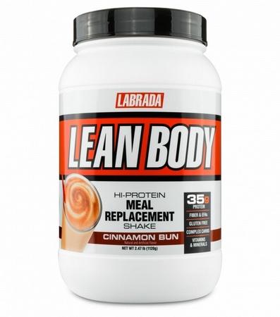 Labrada Lean Body MRP Cinnamon Bun - 2.47 Lb