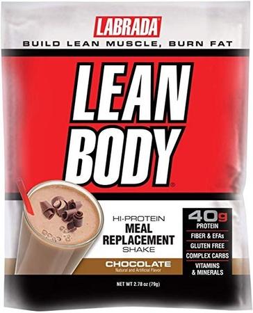 Labrada Lean Body Packs Chocolate - 80 Pack