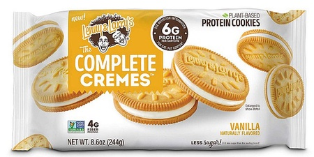 Lenny & Larry's Complete Crèmes Protein Cookies Vanilla - 18 Cookies