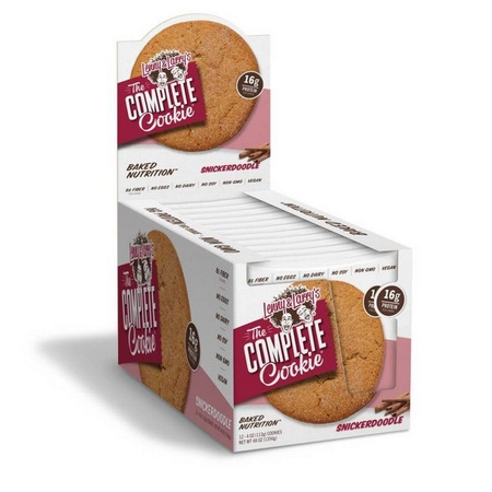 Lenny & Larry's The Complete Cookie Snickerdoodle - 12 Cookies