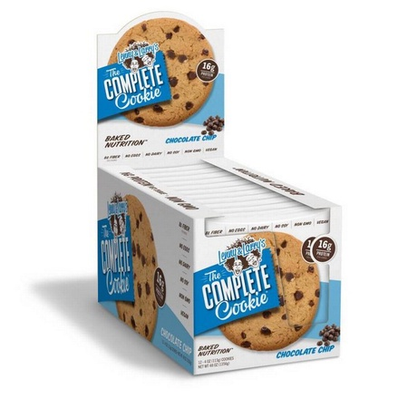 Lenny & Larry's The Complete Cookie Chocolate Chip - 12 Cookies