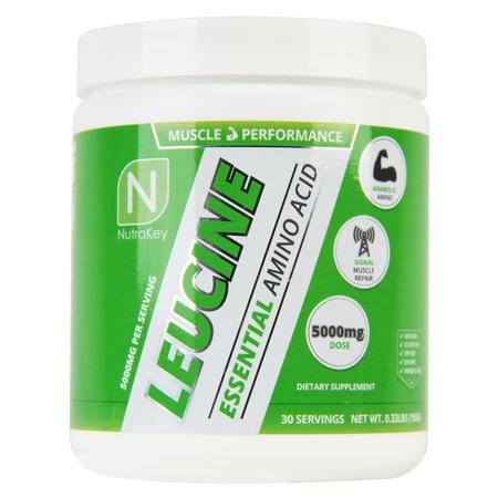 Nutrakey L-Leucine - 150 Grams