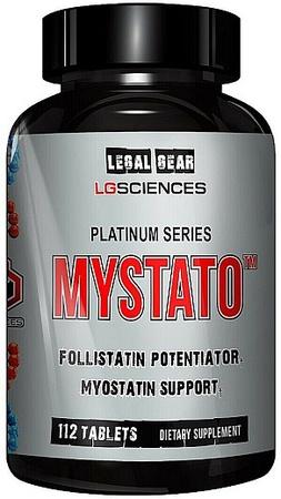 LG Sciences Mystato - 112 Tablets