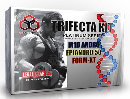 LG Sciences Trifecta Kit Platinum Series - 3 Bottles