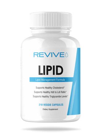 Revive Lipid - 210 Cap