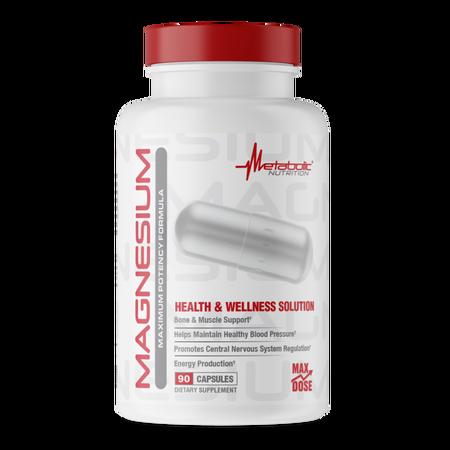 Metabolic Nutrition Magnesium - 90 Cap