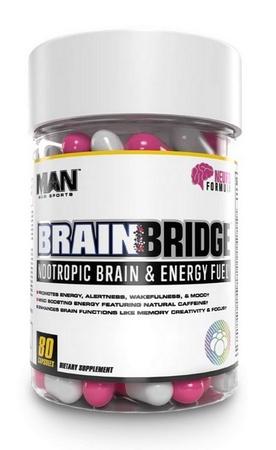 Man Sports Brainbridge - 80 Capsules