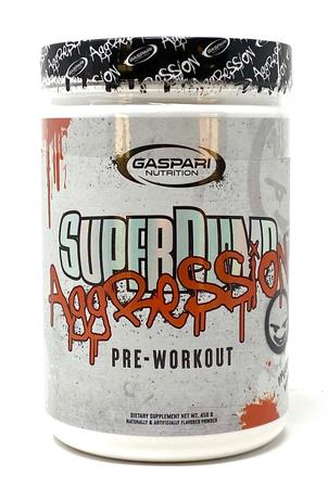 Gaspari Nutrition SuperPump Aggression Mango - 25 Servings