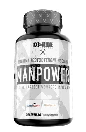 Axe & Sledge Manpower - 90 Cap