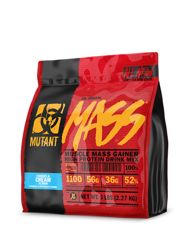 Mutant Mass Cookies & Cream - 5 Lb