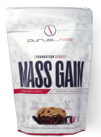 Purus Labs Mass Gain Chocolate Cookie Crunch - 14 Servings