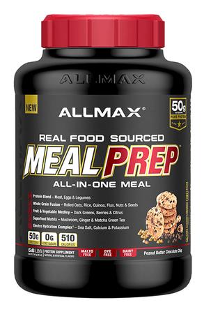AllMax MEAL PREP - Peanut Butter Chocolate Chip - 5.6 Lb