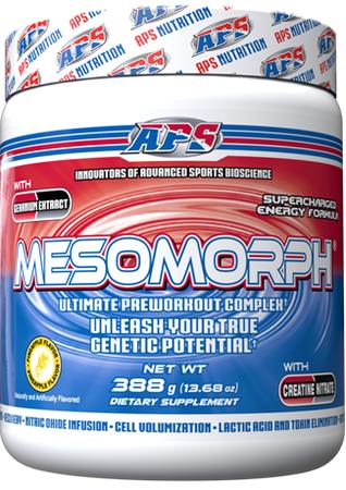 APS Mesomorph Pineapple  *New Formula - 25 Servings (Buy 2 or more at $37.50 each w/DPS10 code)