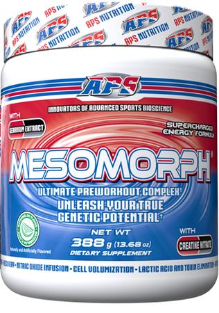 APS Mesomorph Watermelon - 25 Servings  *New Formula (Buy 2 or more at $37.50 each w/DPS10 code)