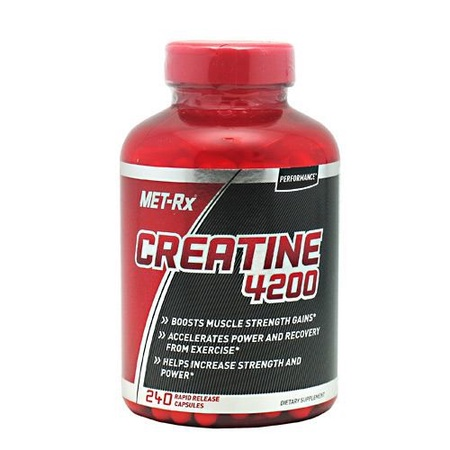 Met-Rx Creatine 4200 - 240 Cap