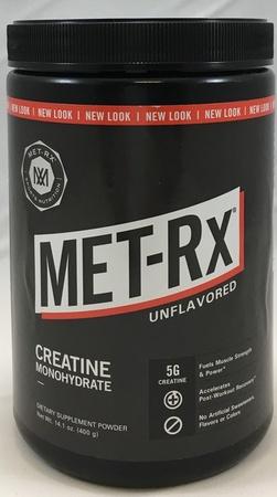 Met-Rx Creatine Powder - 400 Gram