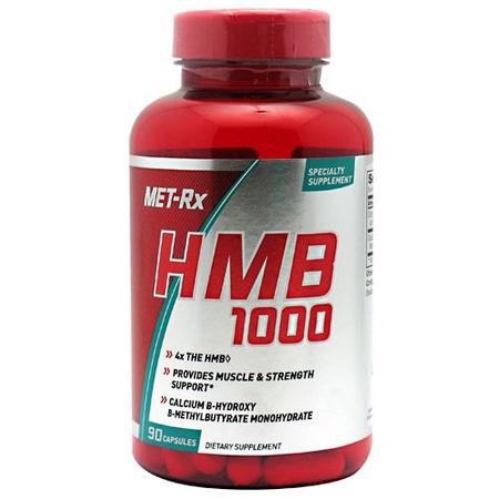 Met-Rx HMB 1000 - 90 Cap