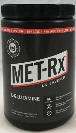 Met-Rx L-Glutamine Power - 400 Gram