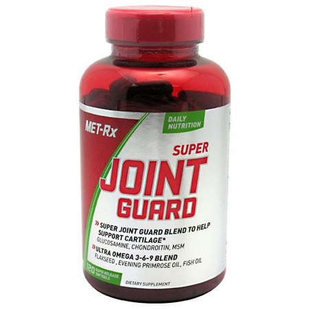 Met-Rx Super Joint Guard - 120 Softgel