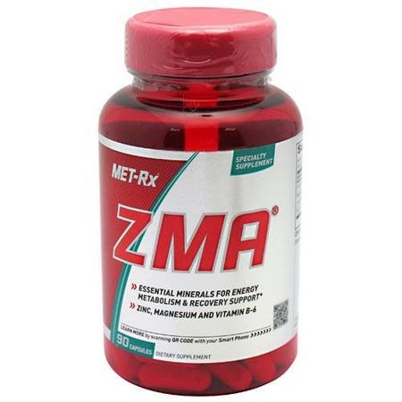 Met-Rx ZMA - 90 Cap