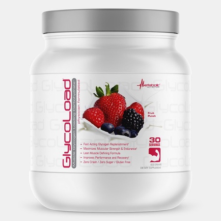 Metabolic Nutrition GlycoLoad Fruit Punch - 30 Servings
