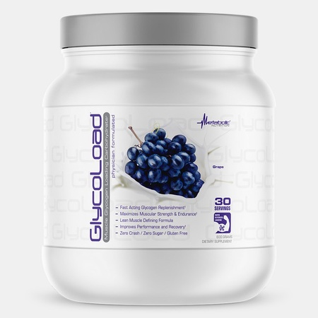 Metabolic Nutrition GlycoLoad Grape - 30 Servings
