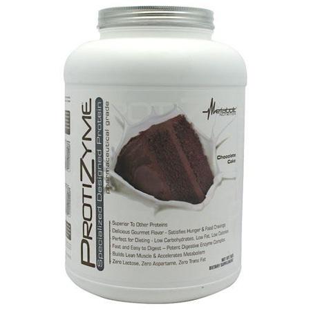 Metabolic Nutrition Protizyme Chocolate Cake - 5 Lb