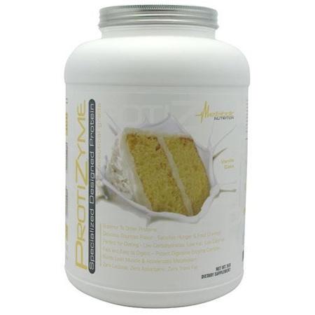 Metabolic Nutrition Protizyme Vanilla - 5 Lb